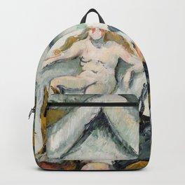 "Paul Cezanne ""The Eternal Feminine"" Backpack"