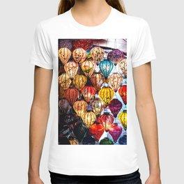 Lanterns of Hoi An, Vietnam T-shirt