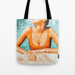 Mi Bebida Por Favor #painting #summer Tote Bag
