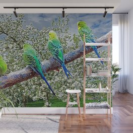 Birdies Wall Mural