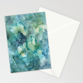 Wild Peace Lily Stationery Cards