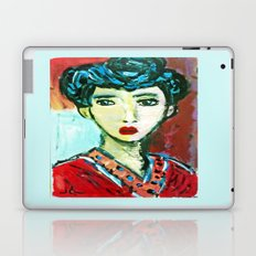 LADY MATISSE IN TEEN YEARS Laptop & iPad Skin