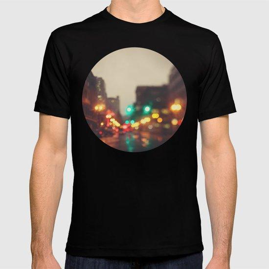 Portland In The Rain T-shirt