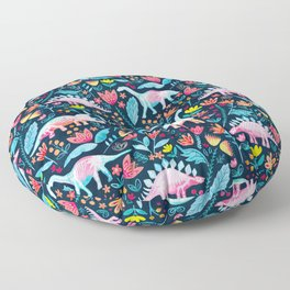 Dinosaur Delight Floor Pillow