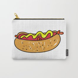 Hotdog Carry-All Pouch