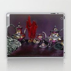 Still and red Glass Laptop & iPad Skin