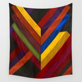 Abstract #279 Wall Tapestry