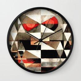 Occhi Civetta Wall Clock