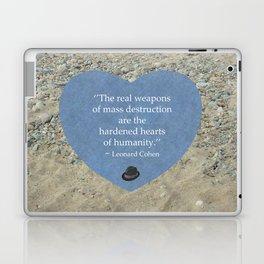 Hardened Hearts Laptop & iPad Skin
