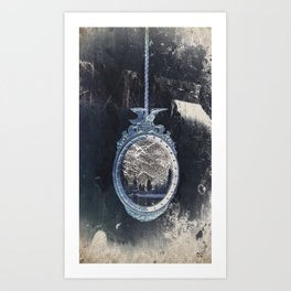 picture frame Art Print