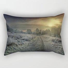 Frozen Loose Valley Rectangular Pillow