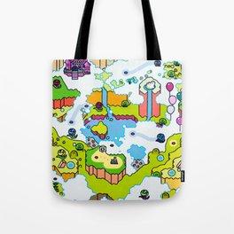 Super Sky World Tote Bag