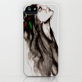 Christmas Ecstasy iPhone Case
