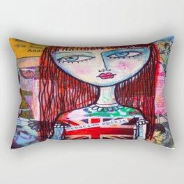 Creative Spirit Rectangular Pillow