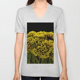 curry flower Unisex V-Neck