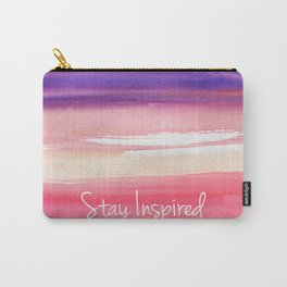 Stay Inspired  Carry-All Pouch