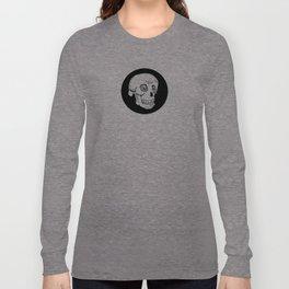Skull Trance Long Sleeve T-shirt