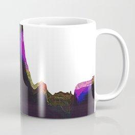 scan glitch Coffee Mug