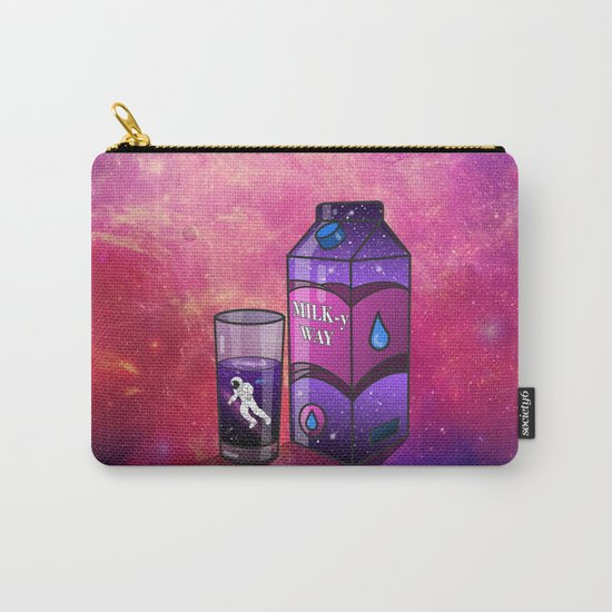 Got Milky way? Carry-All Pouch
