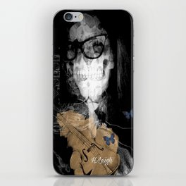 Placating My Mother iPhone Skin