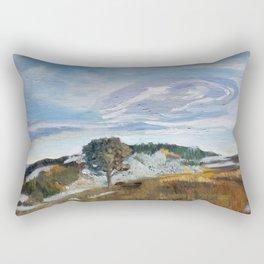 M Hill Rectangular Pillow
