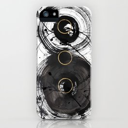 The third eye iPhone Case