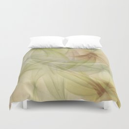 Soft Colors of Nature  Duvet Cover