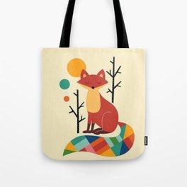 Mr. Fox Bag Tote Bag