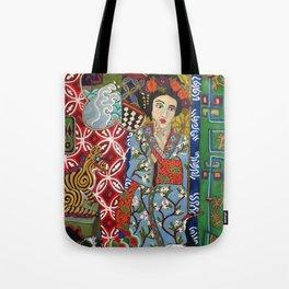 Ukiyoe-Me Tote Bag