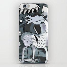 Guernica iPhone Skin