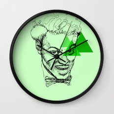 Chuck Berry Wall Clock