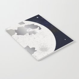 GIVE ME SOME SPACE Notebook
