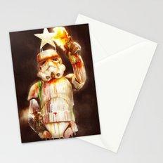 Star Wall II Stationery Cards