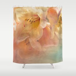 Spring Fullness Shower Curtain