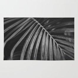 Jungle palm leaf Rug