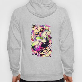 Squid Sisters Hoody