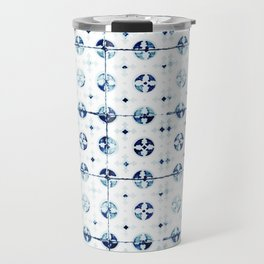 Azulejo I - Portuguese hand painted tiles Travel Mug