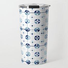Azulejo I - Portuguese hand painted tiles Travel Mug