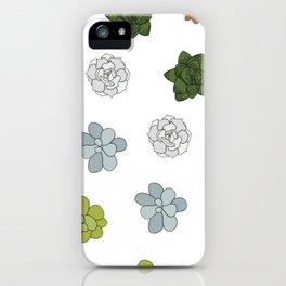 Succulent Art Succulent Phone Case iPhone Case