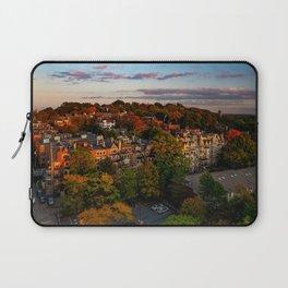 Autumn in Brookline, MA Laptop Sleeve