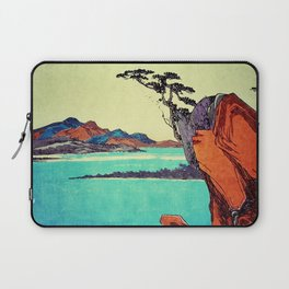 Waking from Winter Laptop Sleeve