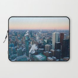 Toronto Sunset Laptop Sleeve
