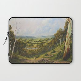 THE LOST SHEEP IN THE SCRUB Laptop Sleeve