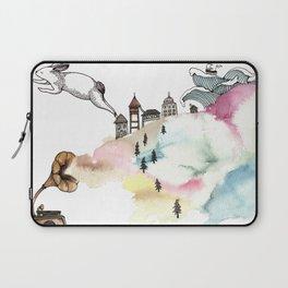 Rabbit Cloud Laptop Sleeve