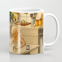 Kitchen Counter Coffee Mug