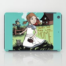 There's No Place Like Home iPad Case