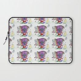 Decorative accordion Laptop Sleeve