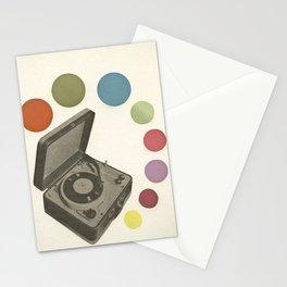 Pop Music Stationery Cards