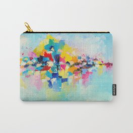 Island of happiness Carry-All Pouch