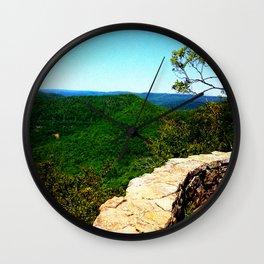 Ozark Vista Wall Clock